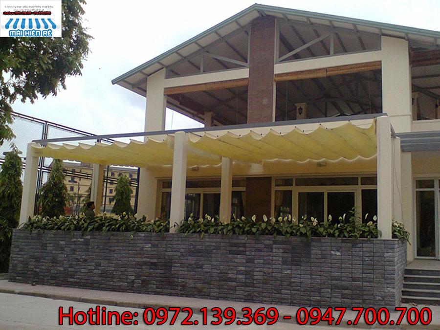 Mái xếp Quận Phú Nhuận